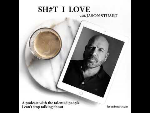 SH#T I LOVE with JASON STUART - Guest DAMIAN PELLICCIONE 3/7/18