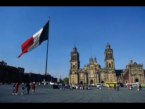 Mexique Découverte des Monuments de Mexico capitale du Mexique