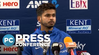 Have learned a lot from Virat Kohli on how to plan a chase - Iyer