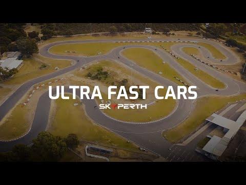 ULTRA FAST KARTS - KART, RAIN, DRONE, SUN AND FUN