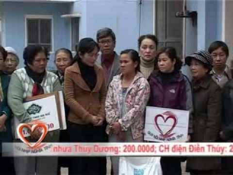 TRT - Nối nhịp nghĩa tình - Món quà đầu xuân đến gia đình chị Hà Thị Bé