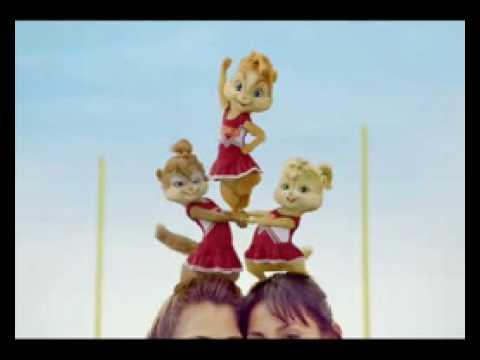 Alvin und die Chipmunks Baby Justin Bieber ft. Ludarics.
