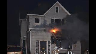 Buffalo FD 1 Alarm - 1191 Bailey ave