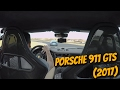 Porsche 911 GTS 2017 Onboard on track