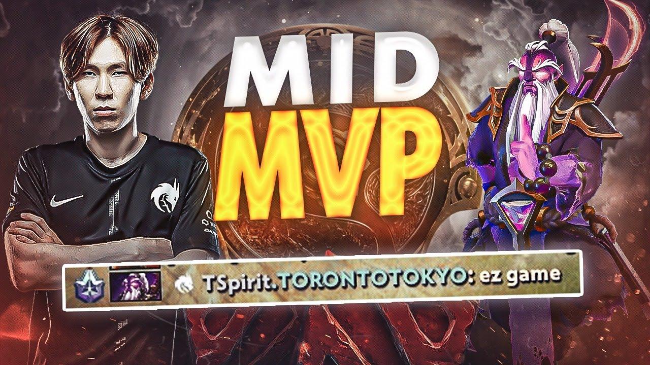 Download TORONTOTOKYO Mid MVP of TI10 - EZ GAME - The International 10 Dota 2