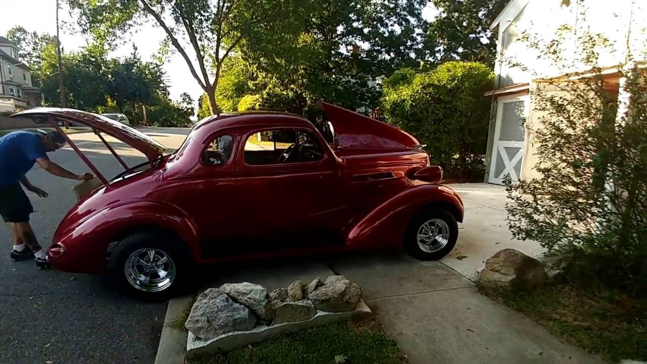 2016 Chevy Cars >> 1937 Chevy coupe - YouTube