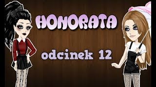 HONORATA (I PAMIĘTNIK) - SERIAL MSP #12