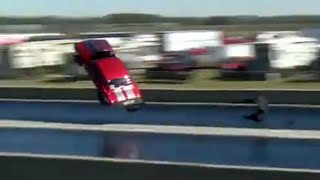 Camaro Sticks Landing After Going Airborne | Lights Out 12