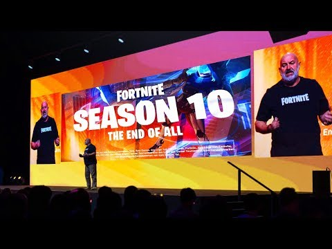 Season 10 Is The End Of Fortnite...