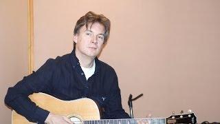 Урок игры на гитаре Михаила Клягина. Сколько было звезд