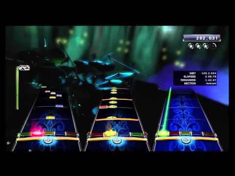 Francisco Meza on Rockband Network - RBN2 Francisco Meza   Rage and Pain 2x Bass Pedal