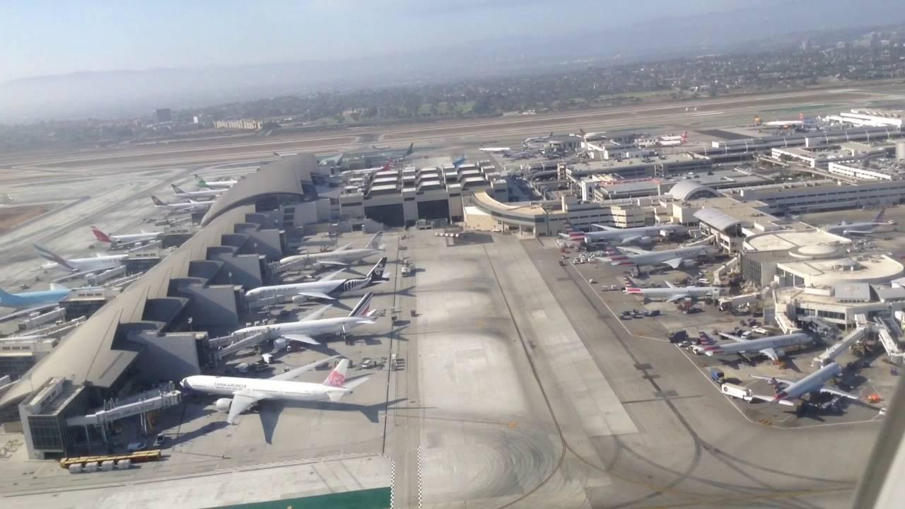 Leaving Los Angeles Flying To Salt Lake City Utah YouTube - Los angeles to utah map