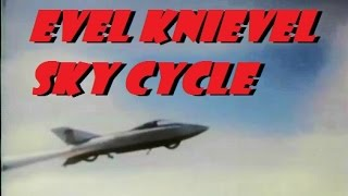 Snake River Canyon jump 1973-EVEL KNIEVEL Awesome video!!