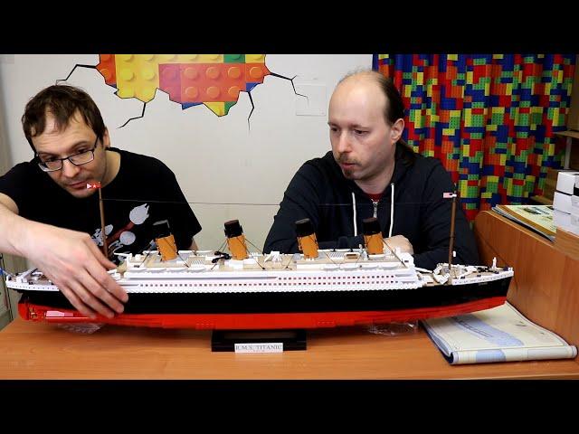 Gästetalk: Cobi Titanic beleuchtet - mit Christian