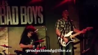 Production DG présente le band : Les Bad Boys - TNT.