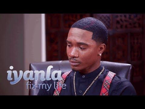 An Emotional Marvin Apologizes To Melvin For Judging Him For Being Gay   Iyanla: Fix My Life   OWN