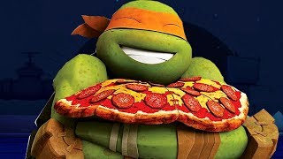 Teenage Mutant Ninja Turtles Legends PVP Episode 125 - Mikey usess SocialMedia