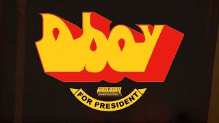 Dboy - Dboy For President (Official Video)