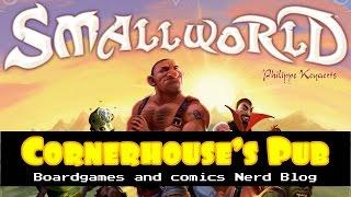 013# -  Smallworld. Il Commento e Recensione