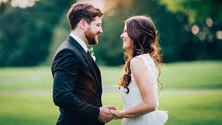 The Cutest Wedding Video at Langdon Hall