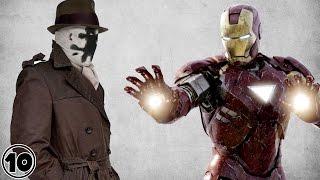 Top 10 Best Superhero Costumes