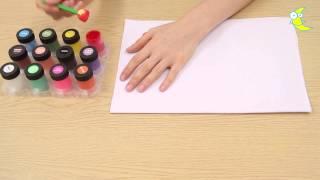 How To Make Polka Dot Table Mats
