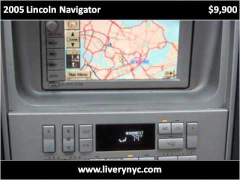 2005 Lincoln Navigator Used Cars Long Island City NY
