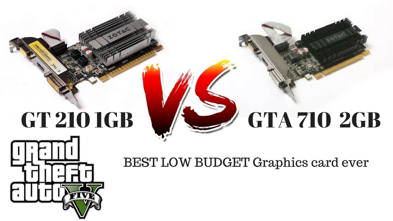 cheapest graphics card for gta 5