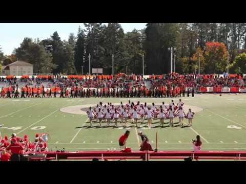 Burlingame High School Cheer LBG 2018