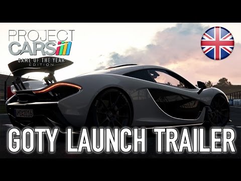 Project CARS - PS4/XB1/PC - GOTY Launch Trailer