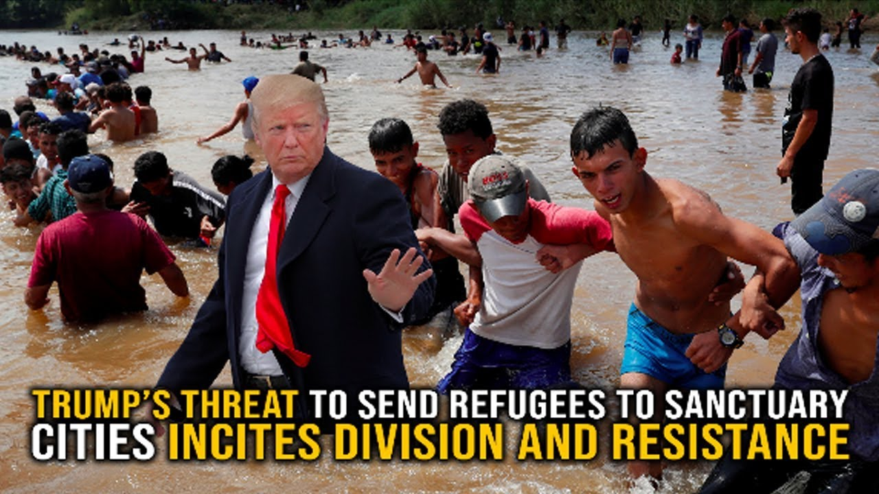 Trump Using Refugees as Pawns and Public Policy for Vengeance