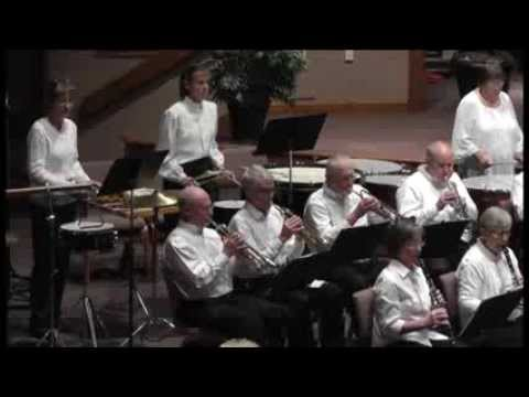 Bill Callen's Pikes Peak New Horizons Band Fall Concert, November 23, 2013.-2