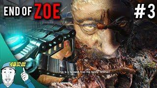 IRON FIST FINAL BATTLE! Resident Evil 7 DLC End of Zoe part 3