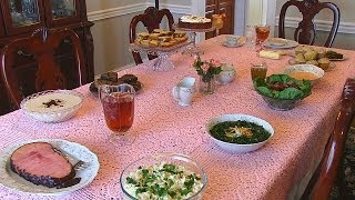 Betty's Mother's Day Table, 2013