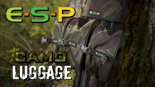 New ESP Camo Luggage!