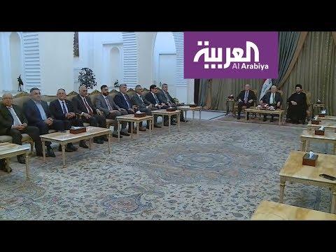 انشقاقات في قوى سياسية عراقية بسبب الخلافات بشأن منصبي رئيس  - نشر قبل 3 ساعة