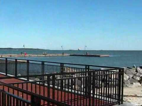 Virginia travel: Beautiful waterfront in historic Yorktown