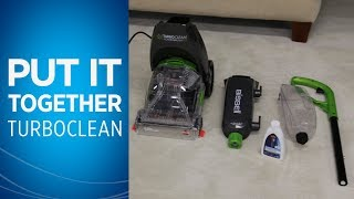 How to assemble your TurboClean™
