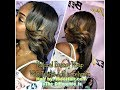 Natural Hair Silk Press Wtracks Add For Fullness Amp Length I See Hair Aliexpess