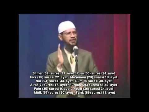 Allah var mıdır ? Müthiş Cevap ! Dr. Zakir Naik (Türkçe Altyazılı)
