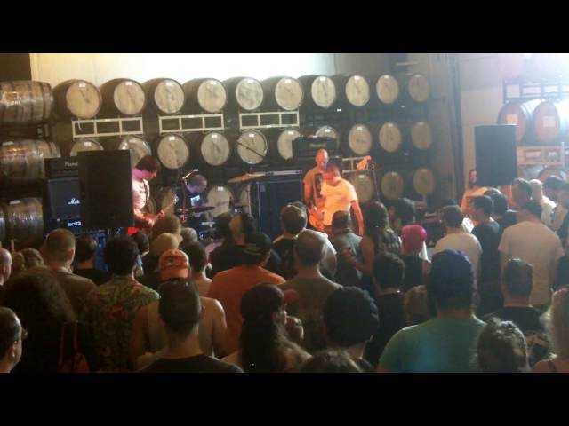 Blood Pressure (FULL SET) - 8/6/2016 Hardywood, Richmond VA - Benefit for L-Bug