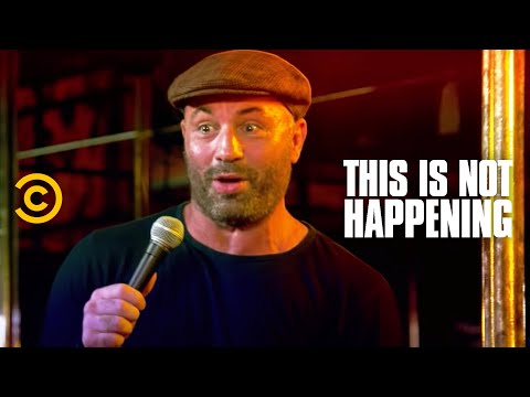 Joe Rogan Meets a Crazy Stripper - This Is Not Happening - Uncensored