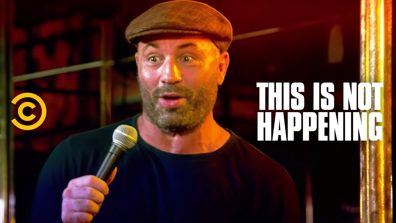 Download Joe Rogan Meets a Crazy Stripper - This Is Not Happening - Uncensored
