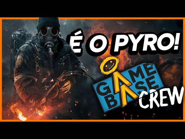 The Division - É O Pyro   Game Base Crew #01