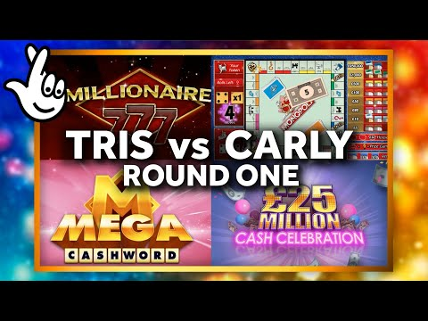 Online Instant Win Scratchcards - Tris Vs Carly! - Round 1