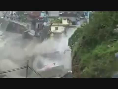 Mother Nature's Fury compilation of destruction