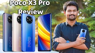 🎮Gaming ராஜா👑 | Poco X3 Pro Unboxing & Detailed Review, Pros & Cons in Tamil | TechBoss