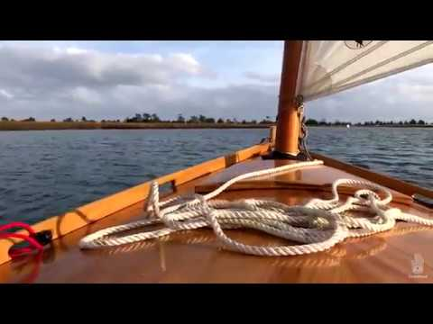 Marsh Sailing In November