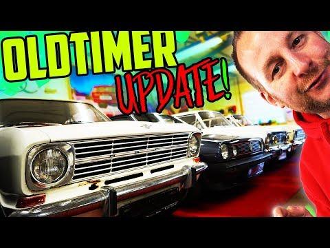 SCHÖNWETTERFAHRT im 70' Kadett B!  - Update zu den Opel-Oldies / Gebäude