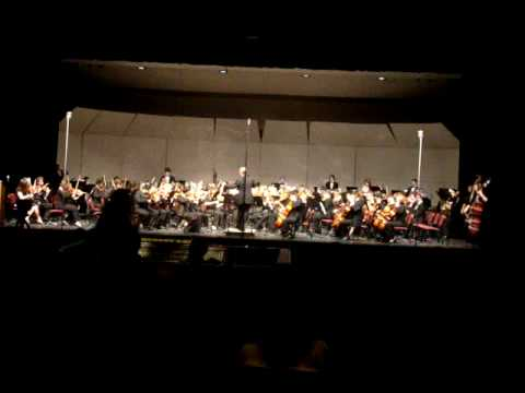 Ladue Symphonic Band Imperial March & Forest Battle